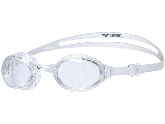 arena Airsoft Svømmebriller, clear/clear
